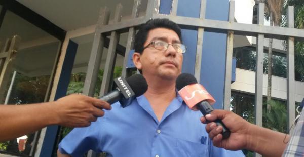 El fiscal anticorrupción Iván Ortiz