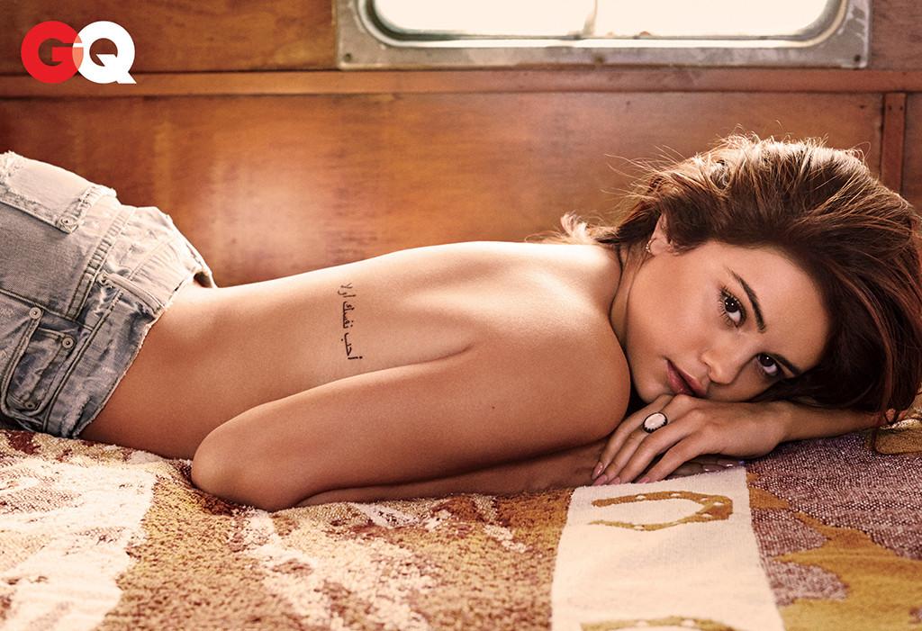Selena Gomez, GQ Magazine