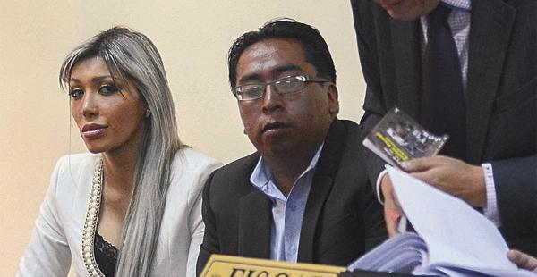 Gabriela Zapata, exejecutiva de CAMC, es la única de los tres detenidos que dirá su versión a la comisión