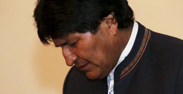 El presidente Evo Morales considera que se quiere desgastar la labor de su Gobierno con las denuncias de tráfico de influencias en su contra