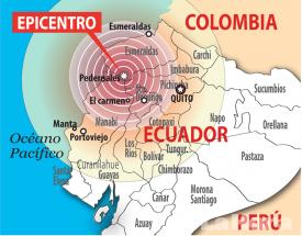 Destastre. En Guayaquil colapsó un puente a desnivel. Allí murió una persona.