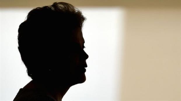 Dilma Rousseff: la presidenta brasileña enfrenta el riesgo de ser sometida a un juicio político en el Congreso que la aparte del cargo.