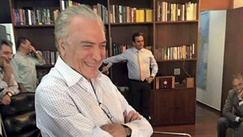 Michel Temer también sea sometido a un juicio político con fines de destitución. AP