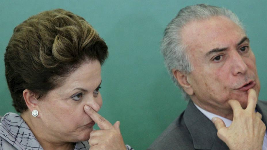 Silva afirma que Dilma Rousseff y Michell Temer son culpables de la crisis política y económica. Reuters