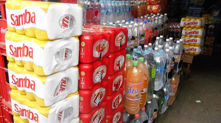 Resultado de imagen de mercado ramada sector liquores santa cruz bolivia