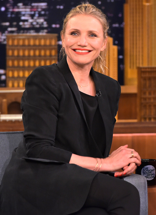 Cameron Diaz, The Tonight Show Starring Jimmy Fallon