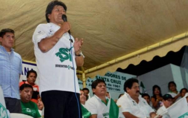 Opositora UD pedirá informe a Quintana por usar dinero del Estado en campaña del Sí