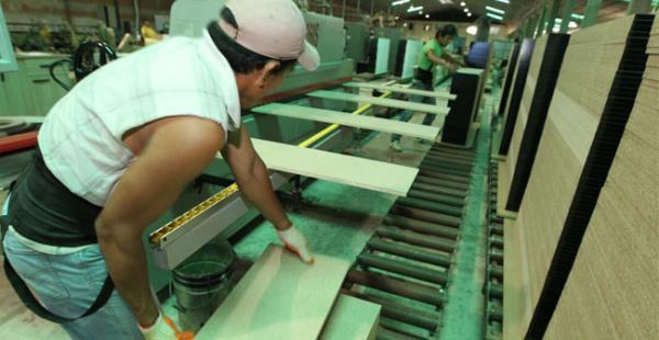 La industria boliviana se ha visto afectada por la importación legal de madera