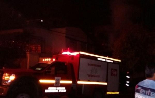 Registran segundo incendio en la residencia del Defensor del Pueblo en lo que va del año