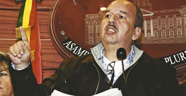 El senador opositor Arturo Murillo (UD)anunció que apelará el fallo judicial. En su partido aseguran que es un abuso del poder político