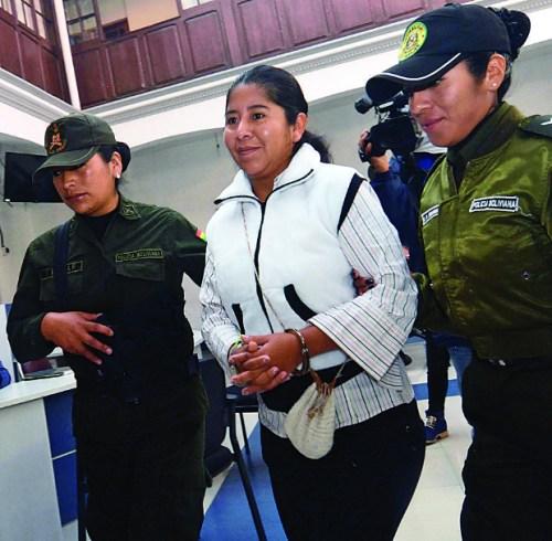 En Gestión Social, Quintana habló con Valdivia y luego con fiscales