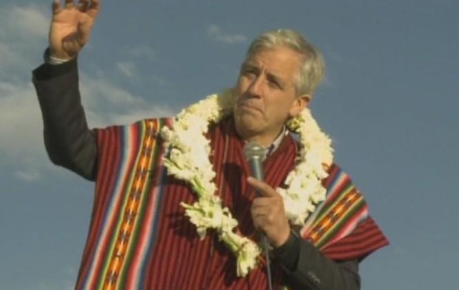 Vicepresidente dice que quieren matar a Evo Morales