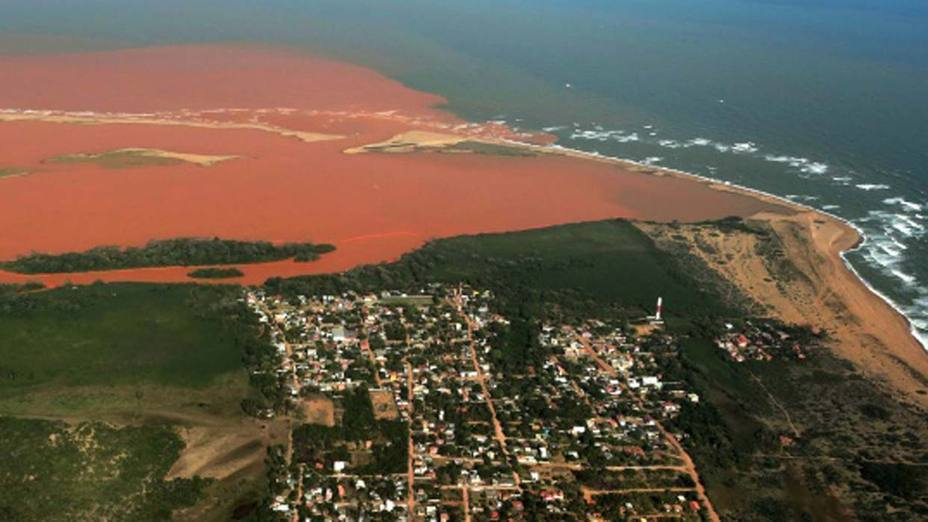 Mayor desastre ecológico de Brasil