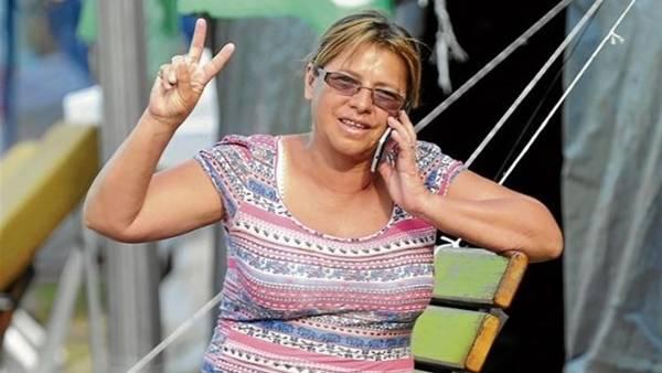 Mabel Balconte, la diputada de la Tupac Amaruc, que involucró a Máximo Kircher en la ruta del dinero de Milagro Sala clarin.com jujuy Mabel Balconte diputada jujeña y exladera de la lider del movimiento tupac amaruc denunciante en la causa por malversacion de fondos para viviendas involucra al hijo de la expresidenta