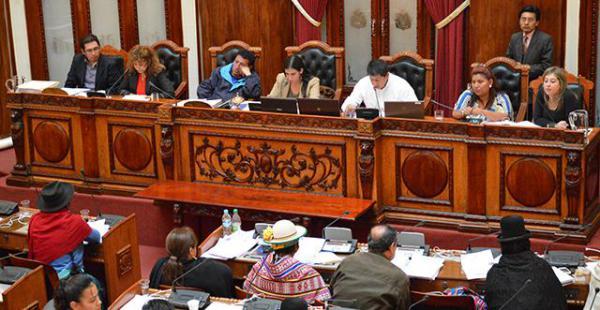 El proyecto de ley busca promover la exploración de nuevas áreas hidrocarburíferas en el territorio nacional.