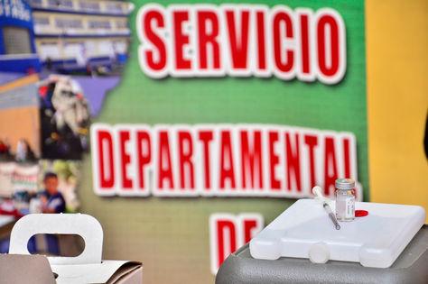 Servicio Departamental de Salud (SEDES) de La Paz