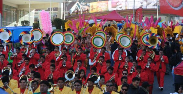 La fiesta del Gran pòder mueve unos 433,9 millones de bolivianos