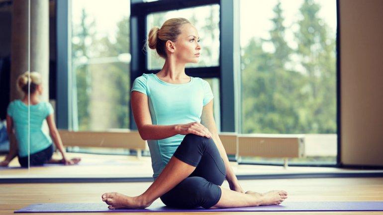 Las posturas ayudan a oxigenar la sangre y liberar toxinas