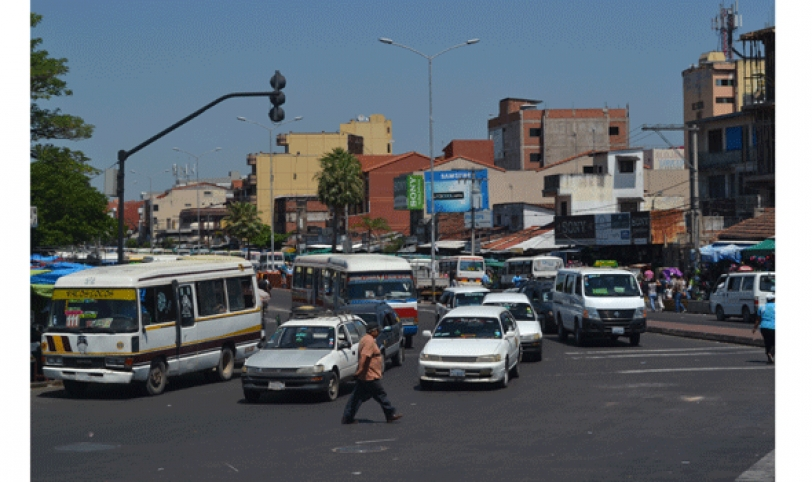 Transporte. La Alcaldía espera en cuatro años cambiar la cara de la ciudad con el reordenamiento de micros y mercados.