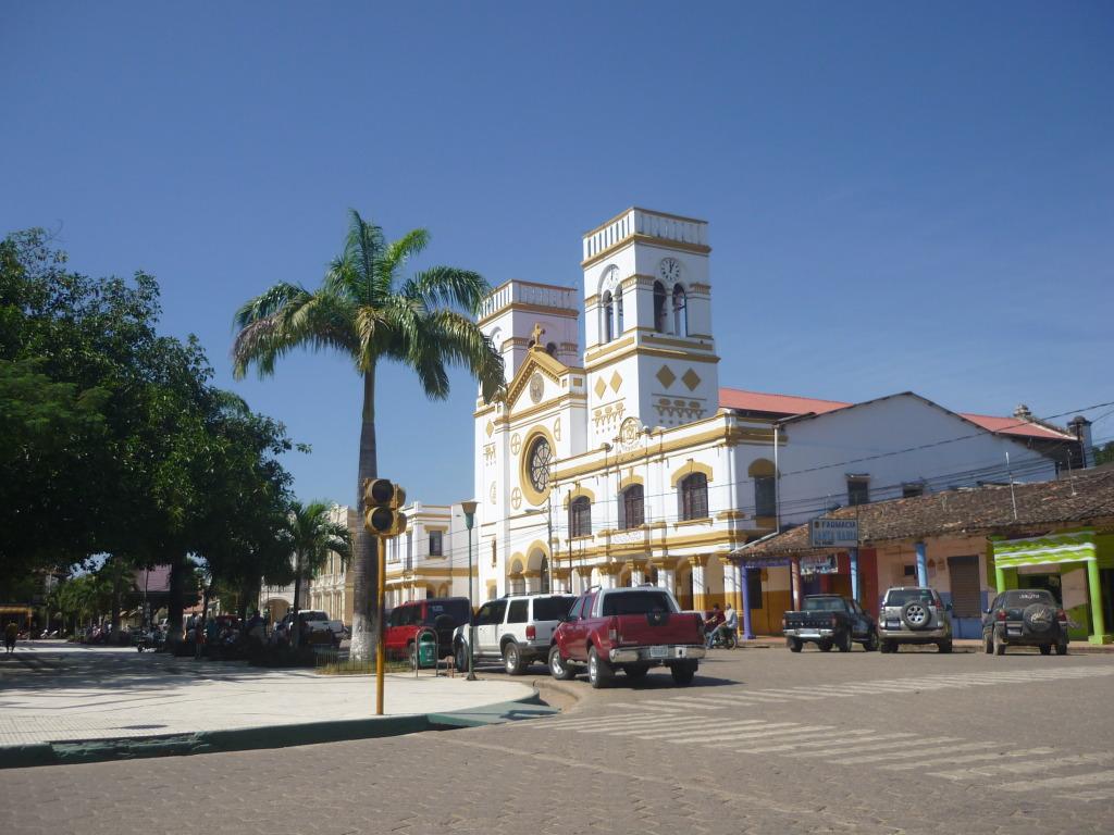 Trinidad-Beni