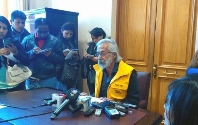 """Pedro Susz: Zona destinada al centro nuclear en Mallasilla es de """"altísimo riesgo"""""""