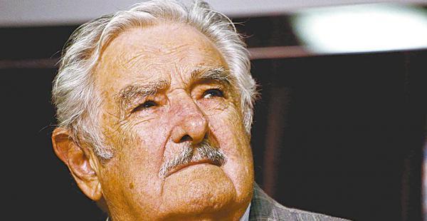 El expresidente uruguayo José Mujica es favorable de mar para Bolivia