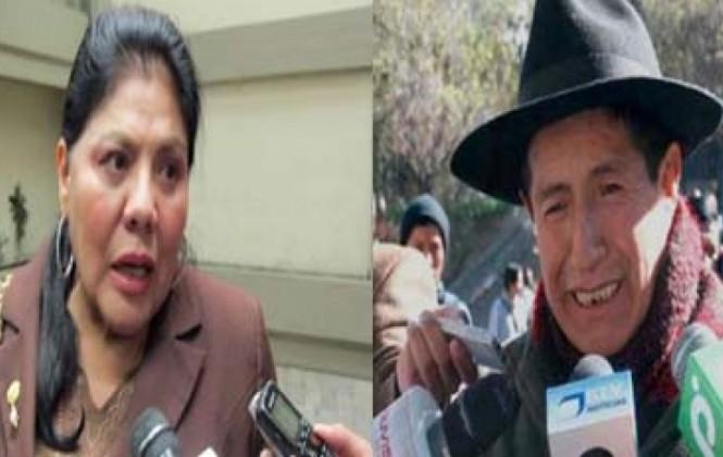 Piérola y Quispe denuncian que los abogados no quieren representarlos por temor al Gobierno