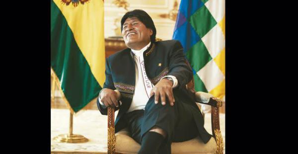 cambios en la constitución sectores vinculados al mas insisten en la reelección presidencial El presidente Evo Morales dijo el 26 de mayo que falta un segundo tiempo, en alusión al referéndum