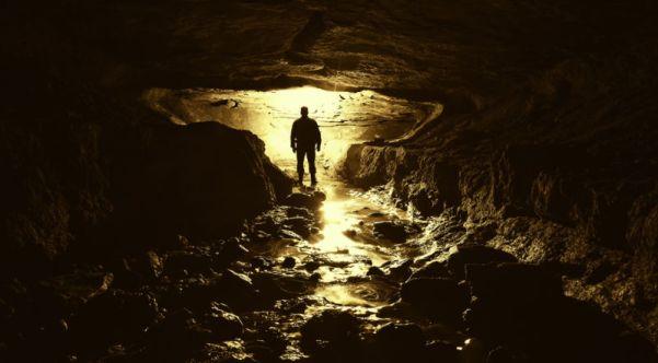 hombre cueva