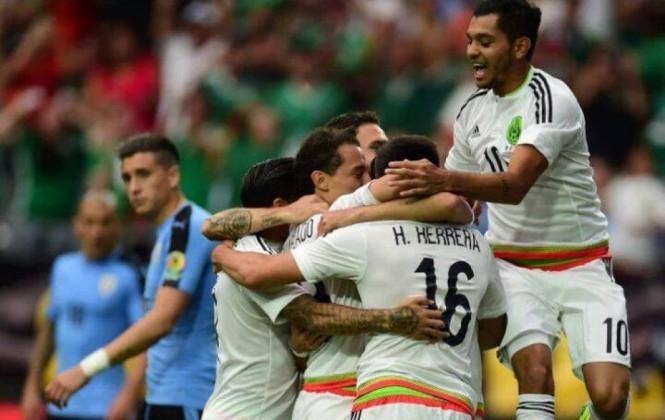 Copa América Centenario: México se impone a Uruguay por3-1 en un electrizante cotejo