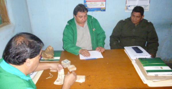 Entregan prediario a reclusos de Bahia