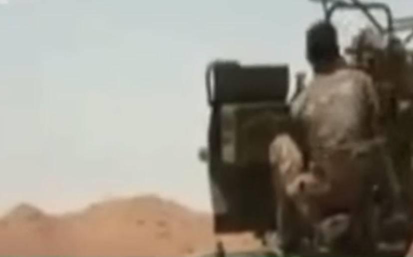 Lucha contra ISIS en Siria. (Foto: Telesur / YouTube)