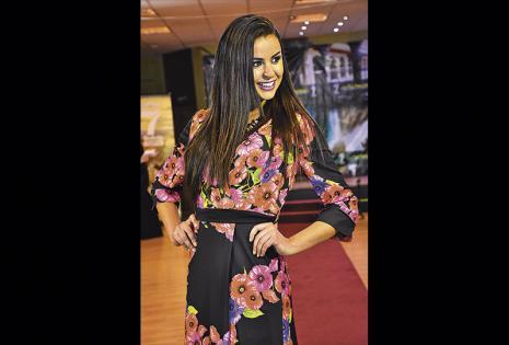 Camila Andrade agarró confianza