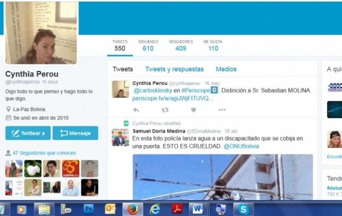 Zapata afirma que supuesta asistente de Doria Medina armó la estrategia junto a León