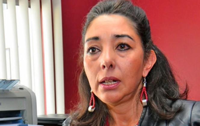 Policía aprehende a Ximena Fortún, propietaria de la casa de Gabriela Zapata