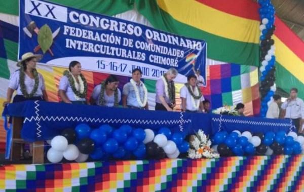 UD advierte que es ilegal que interculturales le hagan un regalo a Morales