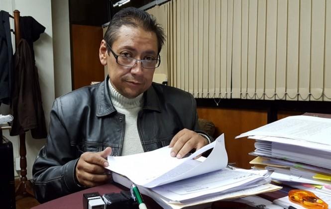 Director jurídico de Obras Públicas sobre caso Zapata: