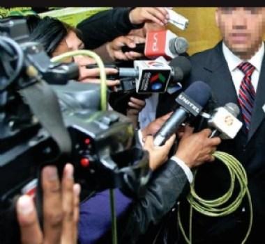 Al menos 12 normas protegen el trabajo de los periodistas