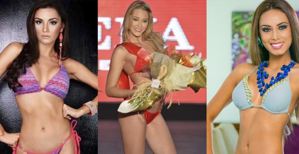 Favoritas del miss Bolivia