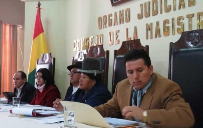 Aprehenden al responsable de Transparencia de la Magistratura de La Paz
