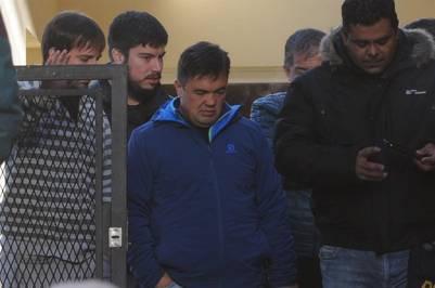 El fiscal Guillermo Marijuán imputó a Leandro por lavado de dinero la semana pasada. Foto Néstor García.
