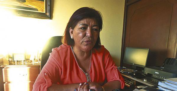 Angélica Zapata, expresidenta del Concejo dijo estar sorprendida