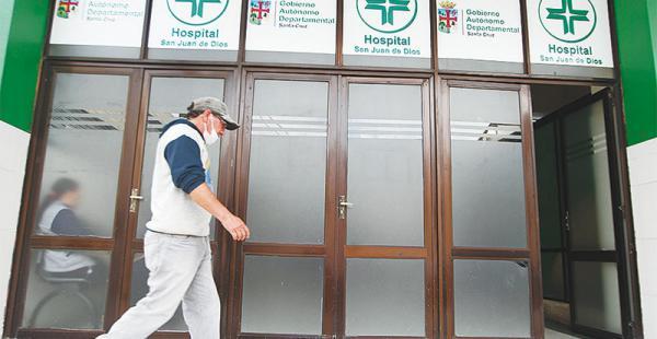 estos son los nosocomios para pacientes graves con el virus de la influenza a h1n1n Son dos de tercer nivel, San Juan de Dios y el de niños; asimismo el Francés y Pampa de la Isla