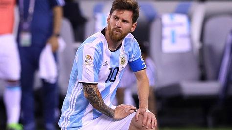 Messi refleja el