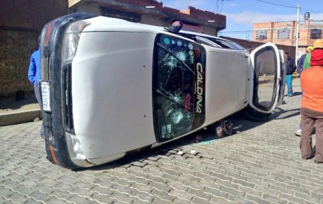 Intento de atraco deja una persona herida de bala en El Alto