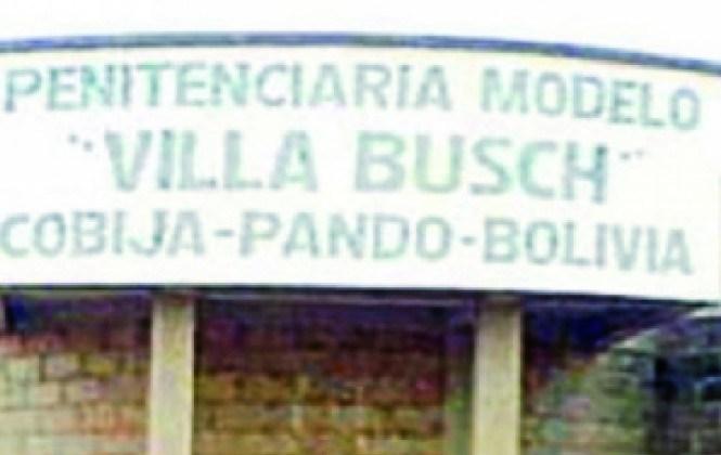 Senadora de UD denuncia maltratos a reclusos del penal de Villa Busch en Cobija