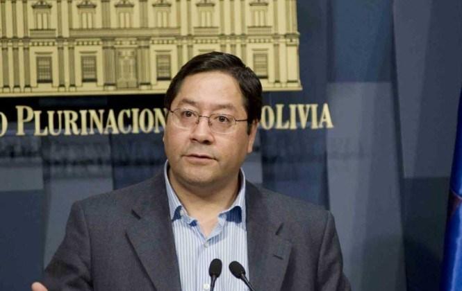 Ministro Arce dice que el paro de 72 horas de la COB no pone en riesgo el pago del doble aguinaldo