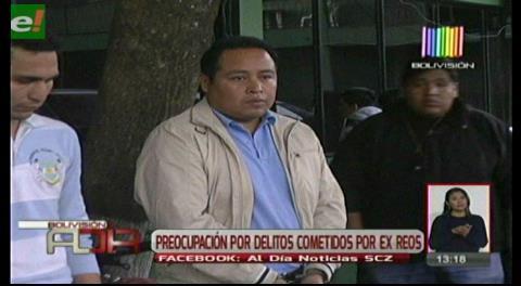 Preocupación por delitos cometidos por ex reos de Palmasola