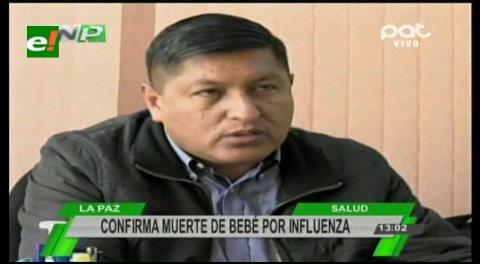 La Paz: Reportan la primera muerte infantil por influenza