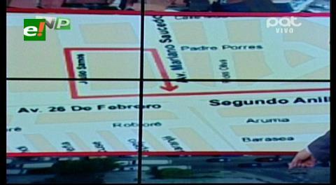 Santa Cruz: Entra en vigencia la nueva circulación vial en avenida Piraí